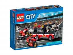 LEGO City Transporter motocykli 60084