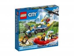 LEGO City Zestaw startowy 60086