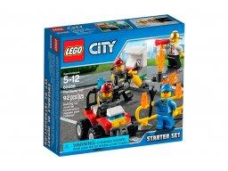 LEGO 60088 City Strażacy - zestaw startowy