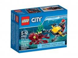 LEGO 60090 Skuter głębinowy