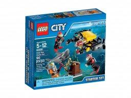 LEGO City 60091 Podwodny świat - zestaw startowy