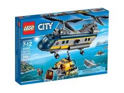 LEGO 60093 Helikopter badaczy