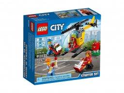 LEGO 60100 Lotnisko - zestaw startowy