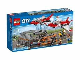 Lego City Pokazy lotnicze