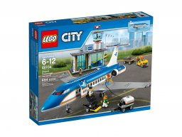 LEGO 60104 City Lotniskowy terminal pasażerski