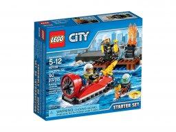 LEGO 60106 City Strażacy - zestaw startowy