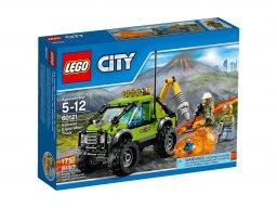 LEGO 60121 Samochód naukowców