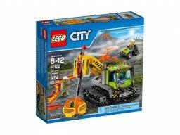 LEGO City 60122 Łazik wulkaniczny