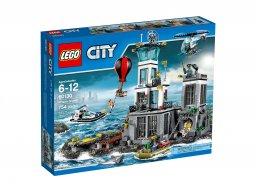 LEGO City 60130 Więzienna Wyspa