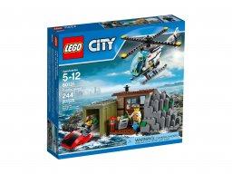 LEGO City Wyspa rabusiów 60131