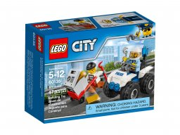 LEGO 60135 City Pościg motocyklem