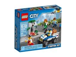LEGO City 60136 Policja - zestaw startowy