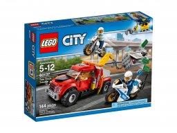 LEGO 60137 Eskorta policyjna