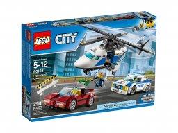 LEGO City Szybki pościg 60138