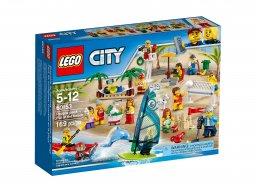 LEGO City Zabawa na plaży