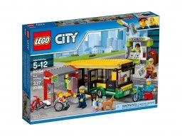 LEGO City Przystanek autobusowy