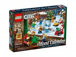 LEGO 60155 City Kalendarz adwentowy