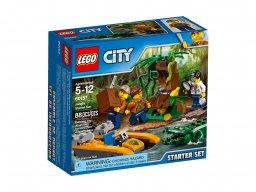 LEGO City 60157 Dżungla - zestaw startowy