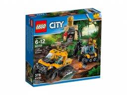 LEGO City 60159 Misja półgąsienicowej terenówki