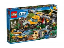 LEGO 60162 Helikopter w dżungli