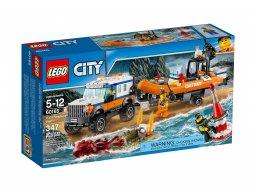 LEGO City 60165 Terenówka szybkiego reagowania