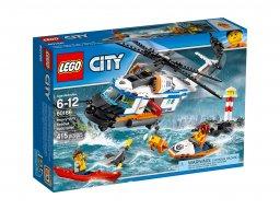 LEGO 60166 City Helikopter ratunkowy do zadań specjalnych