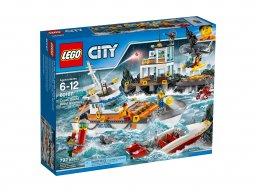 Lego City Kwatera straży przybrzeżnej
