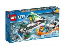 LEGO City 60168 Na ratunek żaglówce