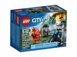 LEGO City 60170 Pościg za terenówką