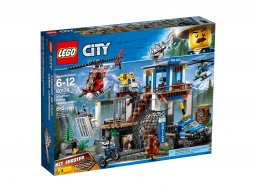LEGO City Górski posterunek policji 60174