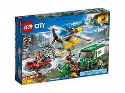 LEGO City 60175 Napad nad górską rzeką