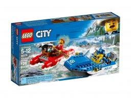 Lego City Ucieczka rzeką 60176