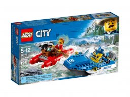 LEGO 60176 Ucieczka rzeką