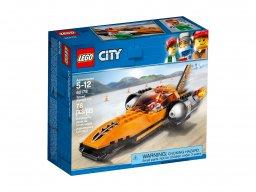 LEGO City 60178 Wyścigowy samochód