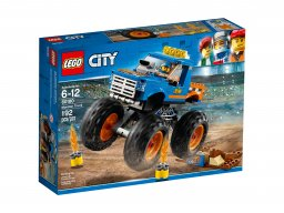 LEGO 60180 City Monster truck