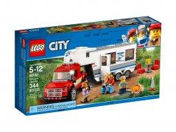 LEGO City 60182 Pickup z przyczepą