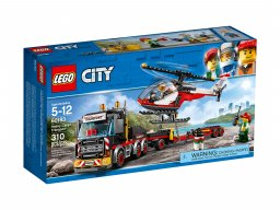 LEGO City Transporter ciężkich ładunków 60183