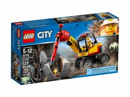 Lego 60185 City Kruszarka górnicza