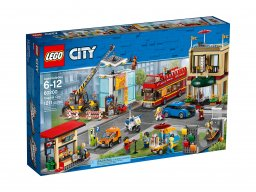 LEGO City Stolica 60200
