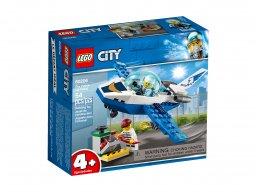 LEGO 60206 City Policyjny patrol powietrzny