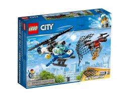 LEGO City Pościg policyjnym dronem 60207