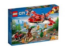 LEGO 60217 City Samolot strażacki