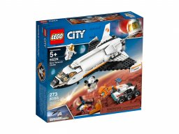 LEGO 60226 City Wyprawa badawcza na Marsa