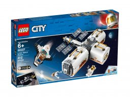 LEGO City Stacja kosmiczna na Księżycu 60227