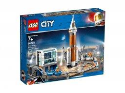 LEGO City 60228 Centrum lotów kosmicznych