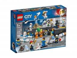 LEGO City 60230 Badania kosmiczne - zestaw minifigurek