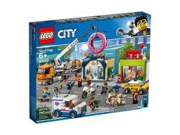 LEGO 60233 Otwarcie sklepu z pączkami
