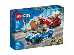 LEGO 60242 City Aresztowanie na autostradzie