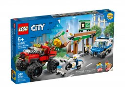LEGO City 60245 Napad z monster truckiem