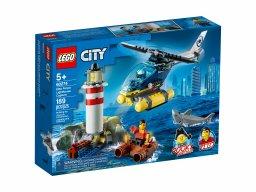 LEGO City 60274 Policja specjalna i zatrzymanie w latarni morskiej